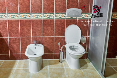 Six Signs You Need To Replace Your Toilet